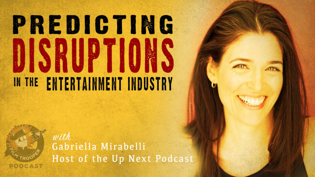 predicting disruptions in entertainment